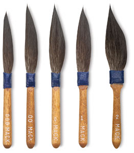 Mack sword striping brush blick art materials you might also like publicscrutiny Image collections