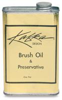 Kafka Brush Oil and Preservative