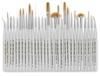 Ultra-Mini Brushes, Set of 29