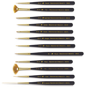 12-Piece Mini Brush Set