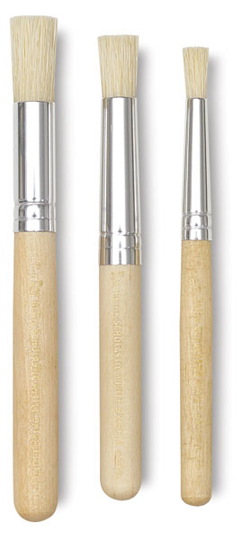 Set of 3 Brushes
