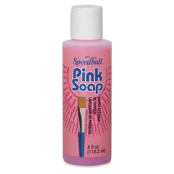 Pink Soap, 4 oz