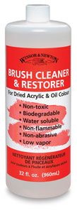 Brush Cleaner and Restorer