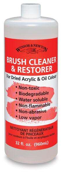 Brush Cleaner and Restorer