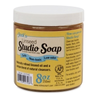 Linseed Studio Soap, 8 oz