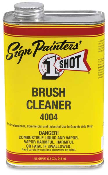 1-Shot Brush Cleaner