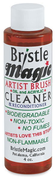 Brush Cleaner, 4 oz