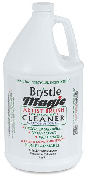 Brush Cleaner, 127 oz