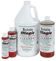 Bristle Magic Brush Cleaner