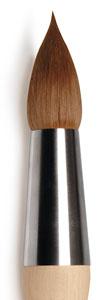 Jumbo Round Brush, Size 50