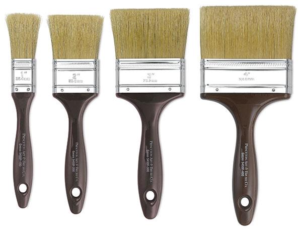 Gesso Brushes