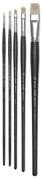 Set of 5 Brushes