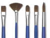 Blick Scholastic Red Sable Brushes