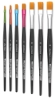 Bright Brushes, Colored Ferrule
