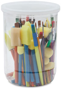 Brush Assortment, Set of 100