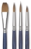 Kolinsky Sable Watercolor Brushes