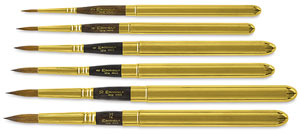 Pocket Round Brushes