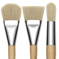 Blick Mega Natural Bristle Brushes