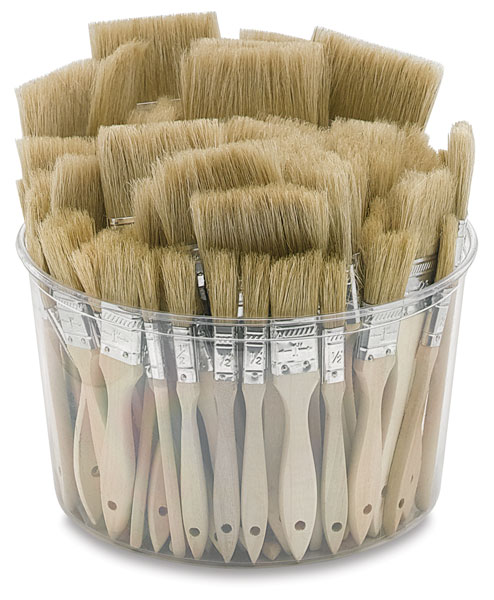 Gesso Brush Assortment