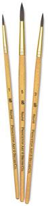 Camel Brushes, Set of 3 (#9100)