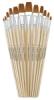 Stanislaus Golden Taklon Brush Sets