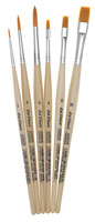 Da Vinci Junior Synthetic Brushes