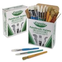 Crayola Large Paintbrush Variety Classpack