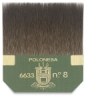 Escoda Squirrel Hair Square Edge Gilder Tip