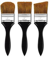 Dynasty Red-Letter Encaustic Brushes