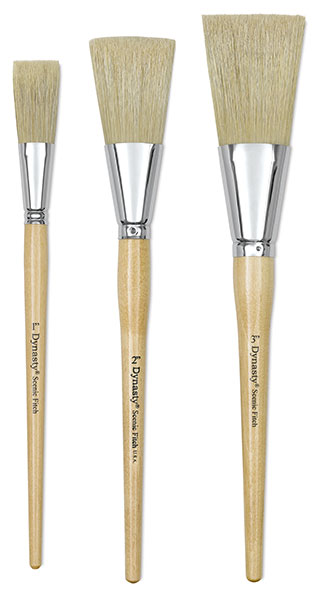 Scenic Fitch Brushes