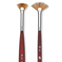 Mini Fan and Fan Brushes