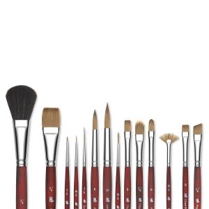 Princeton Velvetouch Series 3950 Brushes