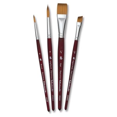 Velvetouch Brushes, Set of 4