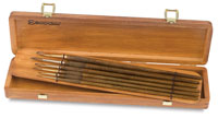 Escoda Grafilo Kolinsky Tajmyr Sable Brush Set