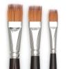 Da Vinci Vario Tip Synthetic Brushes