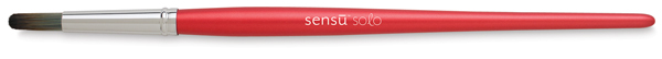 Solo Brush - Red