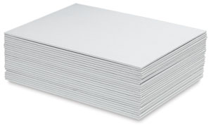 Economy Canvas Panels, Package of 24