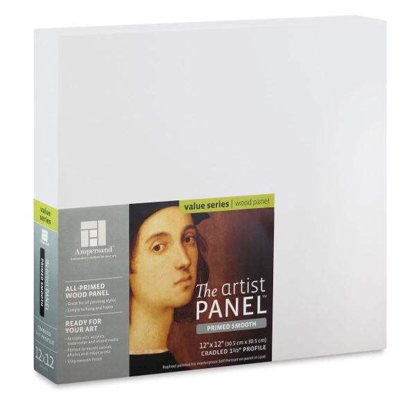 Smooth Artist Panel