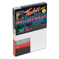 Fredrix Gallerywrap Cotton Canvas