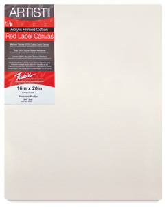 Red Label Canvas