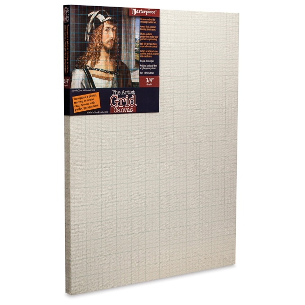 Artist Grid Canvas