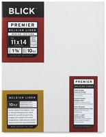 Blick Premier Belgian Linen Canvas
