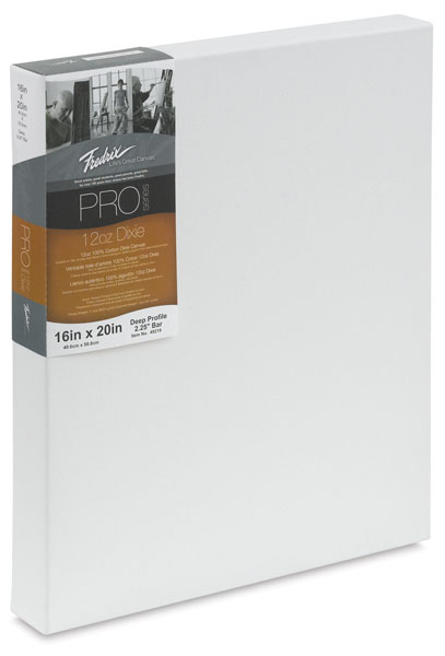 "Pro Series Dixie 2"" Profile Stretched Canvas"