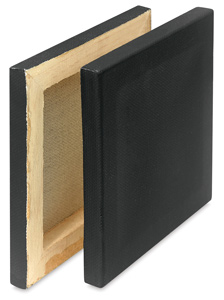 "Studio Mini Canvas, 4"" × 4"", Pkg of 2"
