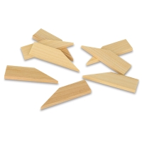 Heavy-Duty Stretcher Bar Keys, Pkg of 8