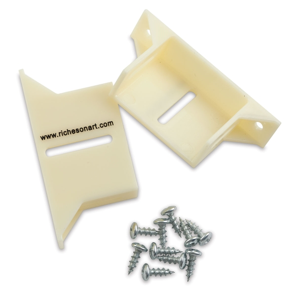 Heavy-Duty Cross Brace Brackets, Pkg of 2