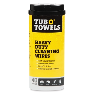 Tub O' Towels