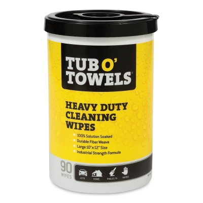 Tub O' Towels, Pkg of 90