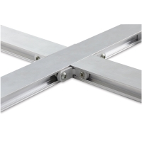 Inner Cross Brace Connectors (Shown in use)