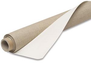 Oil Primed Linen Roll